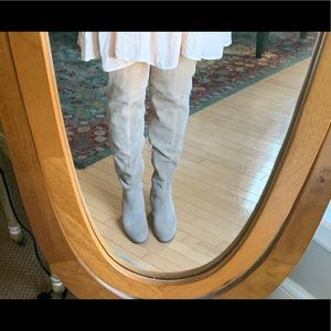 Franco sarto over the knee boots size 8